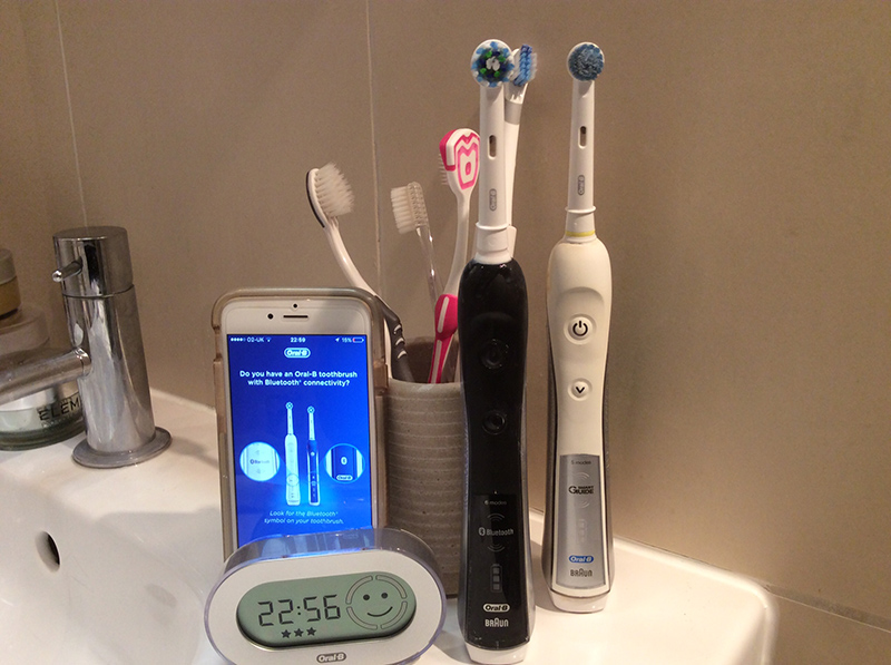 Toothbrush Choice