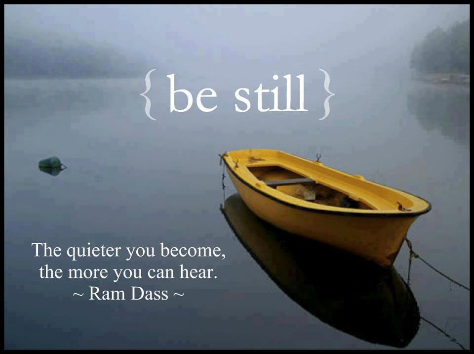 Be still - Ram dass [fusion_builder_container hundred_percent=