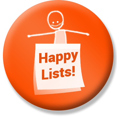 Happy Lists